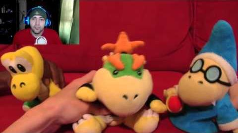 Kushowa Reacts to SML Movie: Bowser Junior Gets Rabies!