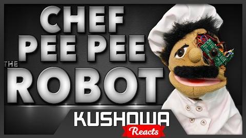 Kushowa Reacts to SML Movie: Chef Pee Pee The Robot