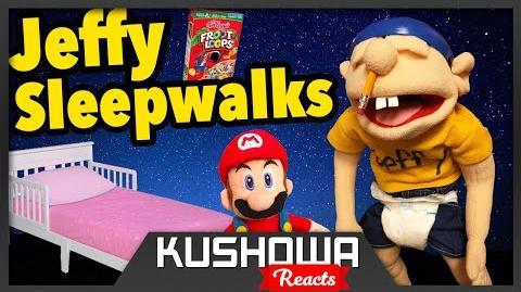 Kushowa Reacts to SML Movie: Jeffy Sleepwalks!