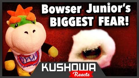 Kushowa Reacts to SML Movie: Bowser Junior's Biggest Fear!