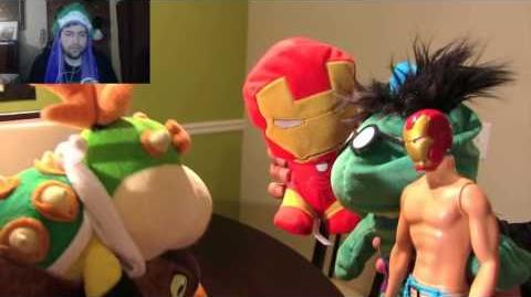 Kushowa Reacts to SML Movie: Bowser Junior's Halloween Problem!