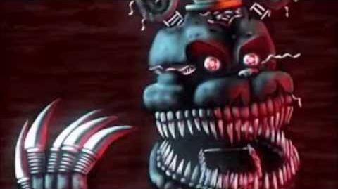 FNAF Voice Nightmare (FEAT Crazy Nerd Bros)