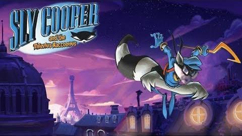 Kushowa Plays Sly Cooper and the Thievius Raccoonus!