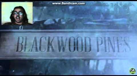 DEMON REACT UNTIL DAWN SONG LYRIC VIDEO - DAGames