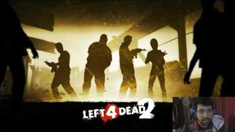 Kushowa Plays Left 4 Dead 2 (Live Streaming 6)