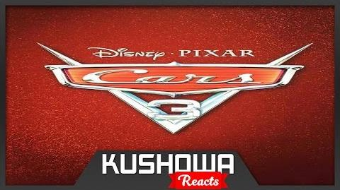 Kushowa Reacts to Cars 3 Official US Teaser Trailer