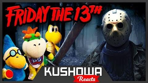 Kushowa Reacts to SML Movie Friday The 13th!