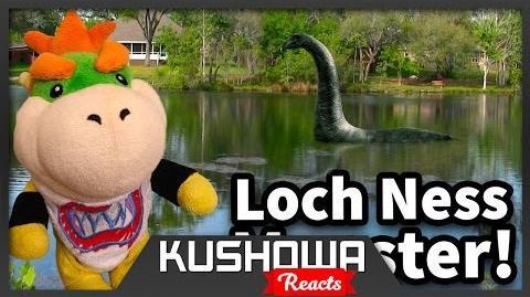 Kushowa Reacts to SML Movie: Loch Ness Monster!