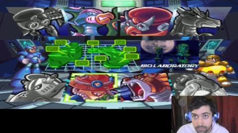 Kushowa Plays Megaman X4 - Megaman X Story (Live Streaming 2)