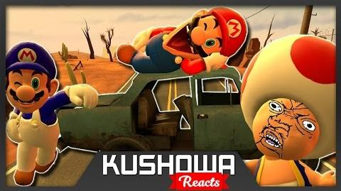Kushowa Reacts to Retarded64: Mario's Road Trip