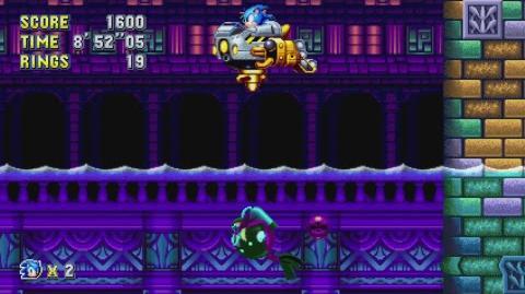 Kushowa Plays Sonic Mania (LS1)