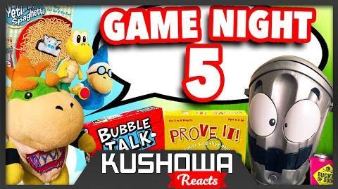 Kushowa Reacts to SML Movie: Bowser Junior's Game Night 5