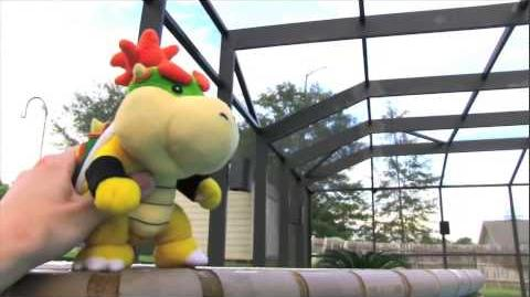 Kushowa Reacts to SML Movie: Bowser Junior's Pool Party