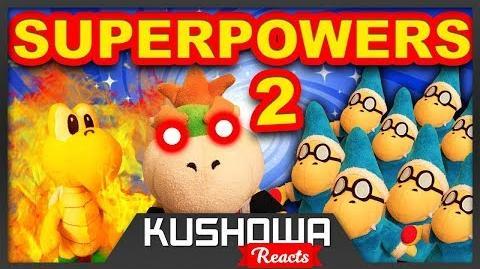 Kushowa Reacts to SML Movie: SuperPowers 2