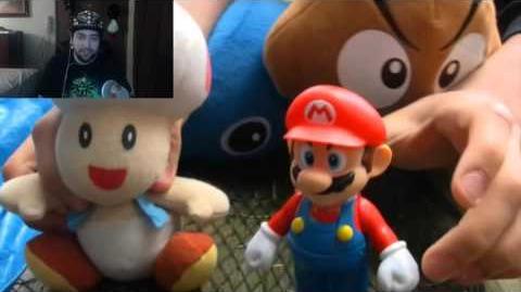 Kushowa Reacts to Cute Mario Bros - Cousin Malleo