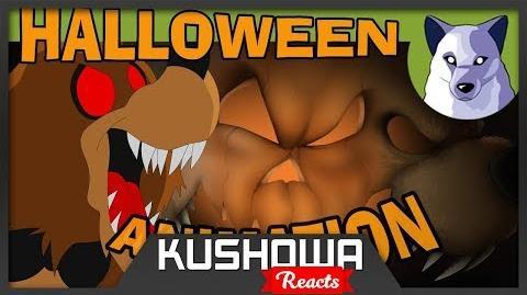 Kushowa Reacts to IT vs Five Nights at Freddy's - Rap Battle Animation Tony Crynight