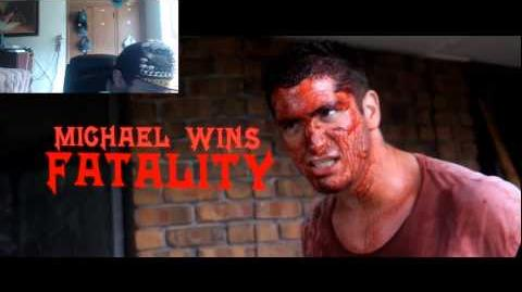 Kushowa Reacts to Real Life Mortal Kombat Fatalities!