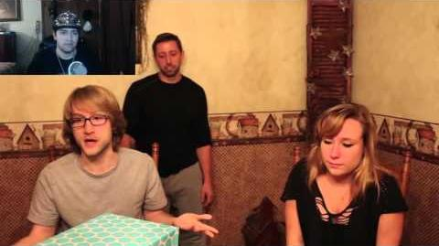 Kushowa Reacts to Psycho Kid's Birthday Bash