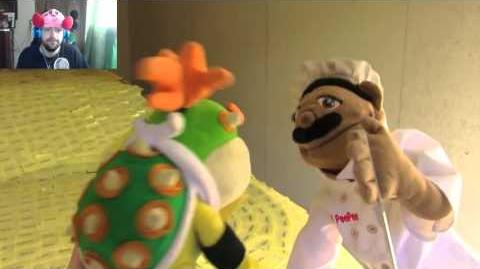 Kushowa Reacts to SML Movie: Bowser Junior's Cookies!