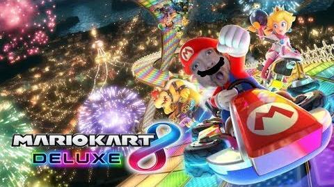 Kushowa plays Mario Kart 8 deluxe