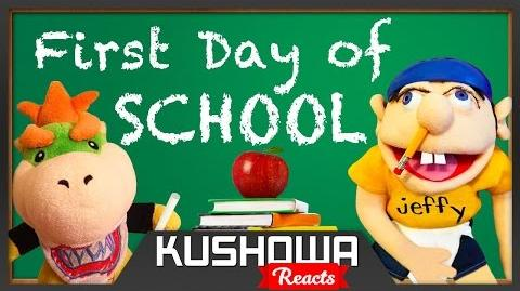 Kushowa Reacts to SML Movie: First Day Of School!