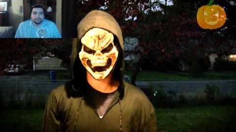 Kushowa Reacts to Real Mortal Kombat - Scorpions First Halloween (MK Parody)