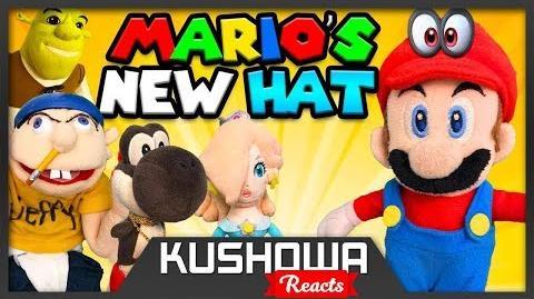 Kushowa Reacts to SML Movie: Mario's New Hat!
