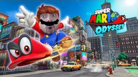 Kushowa Plays Super Mario Odyssey