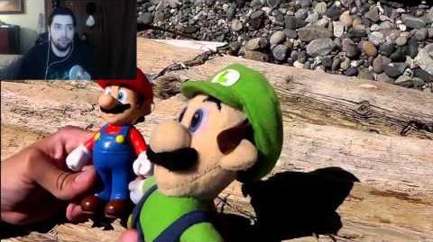 Kushowa Reacts to Cute Mario Bros. - Summer Fun 3