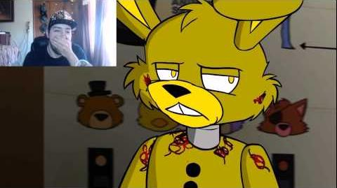 Kushowa Reacts to Five Nights at Freddy's (part 9) - Love Under Control Tony Crynight