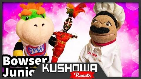 Kushowa Reacts to SML Movie: Bowser Junior's Doll!