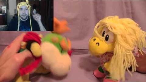 Kushowa Reacts to SML Movie: Bowser Junior's Playtime 3