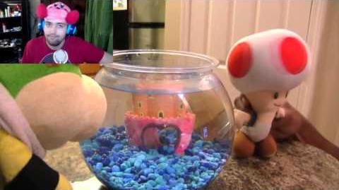Kushowa Reacts to SML Movie: Bowser's Goldfish!