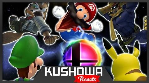 Kushowa Reacts to Retarded64: Stupid Smash Bros