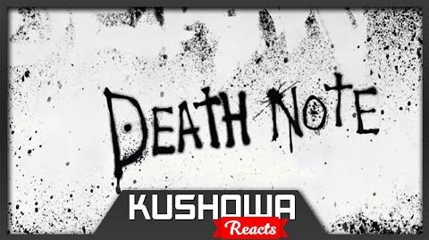 Kushowa Reacts to Death Note Teaser Trailer 1 (2017)