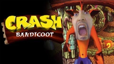 Kushowa Plays Crash Bandicoot (Playstation 1 Version)
