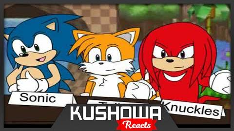 Kushowa Reacts to Ep. 01 Ask the Sonic Heroes! - Team Sonic