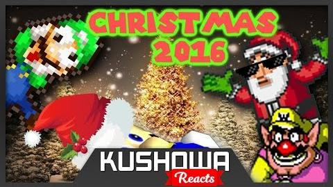 Kushowa Reacts to Super Mario Christmas 2016: Naughty or Nice