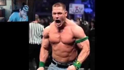Kushowa Reacts to John Cena Prank Call