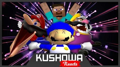 Kushowa Reacts to DerpTV: Mushroom Kingdom's Got Talent