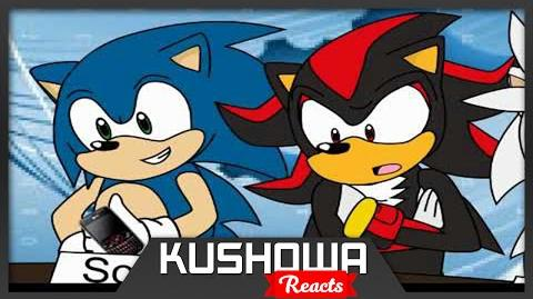 Kushowa Reacts to Ep. 02 Ask the Sonic Heroes! - Sonic, Shadow, Silver