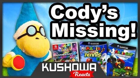 Kushowa Reacts to SML Movie: Cody's Missing!