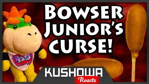 Kushowa Reacts to SML Movie: Bowser Junior's Curse!