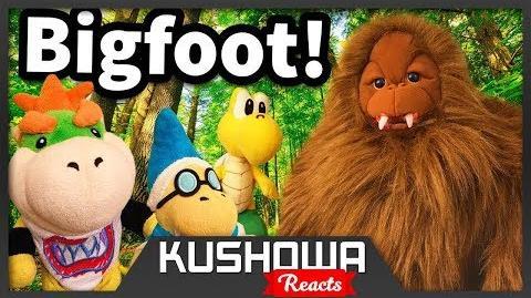 Kushowa Reacts to SML Movie Bigfoot!