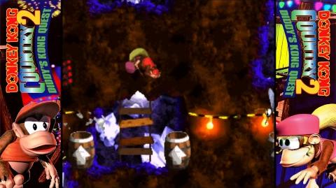 Kushowa Plays Donkey Kong Country 2: Diddy's Kong Quest (LS1)