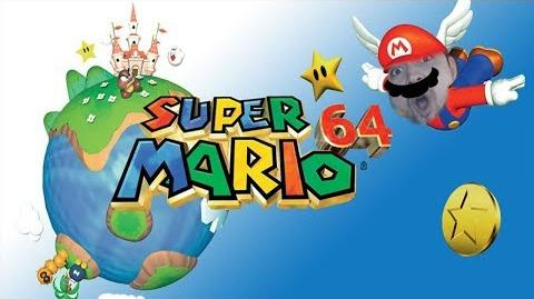Kushowa Plays Super Mario 64 (Glitchy Edition Not SMG4 Edition!)