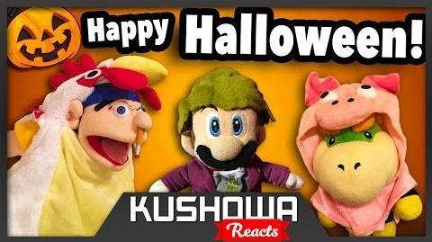 Kushowa Reacts to SML Movie: Happy Halloween!