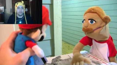 Kushowa Reacts to SML Movie: Mario's Thanksgiving Problem!