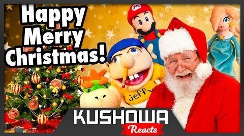Kushowa Reacts to SML Movie: Happy Merry Christmas!