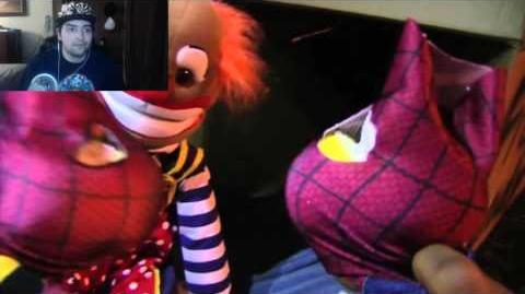 Kushowa Reacts to SML Movie: Bowser Junior's Halloween